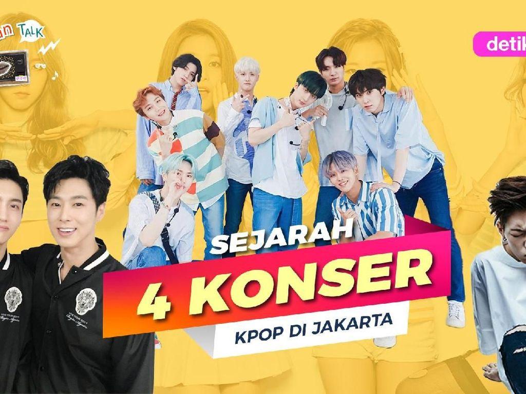 K-talk Ep 3: Keseruan 4 Konser di Jakarta yang Bersejarah