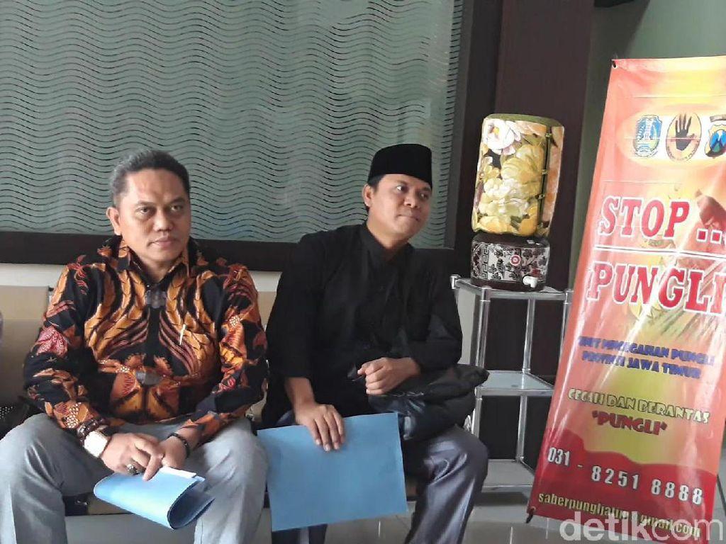Gus Nur Pertanyakan Laporannya yang Mangkrak, Ini Kata  Polda Jatim