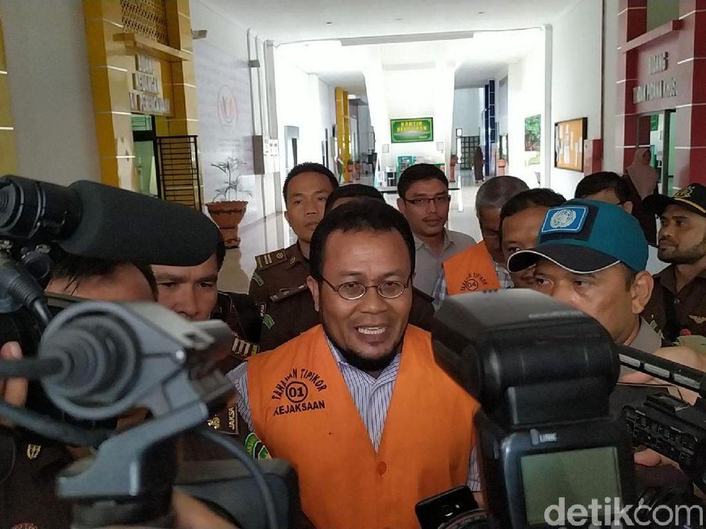 Eks Walkot Sabang Dituntut 3 Tahun 9 Bulan Bui di Kasus Korupsi Lahan