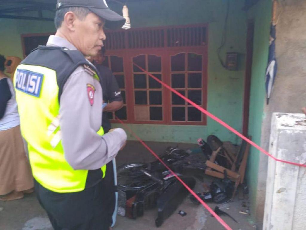 Sedang Belajar Motor, Karsiyem Tewas Tabrak Rumah Warga di Gunungkidul