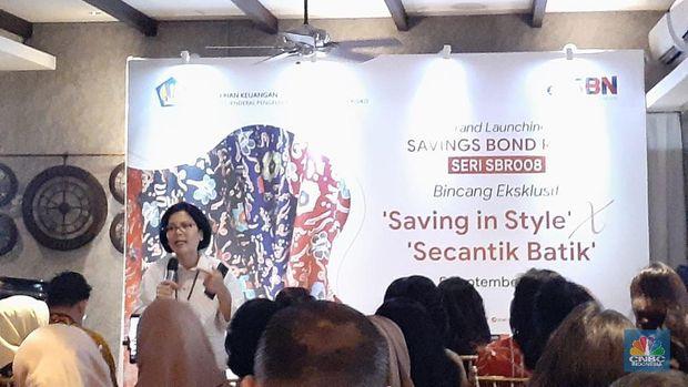 Wahai Emak-Emak Sosialita, Ada Investasi Berbunga 7,2% Nih