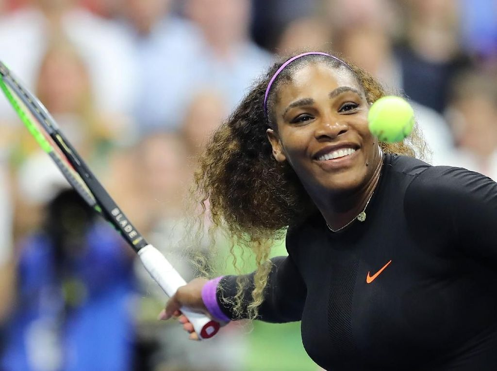 AS Terbuka: Serena Vs Andreescu di Final