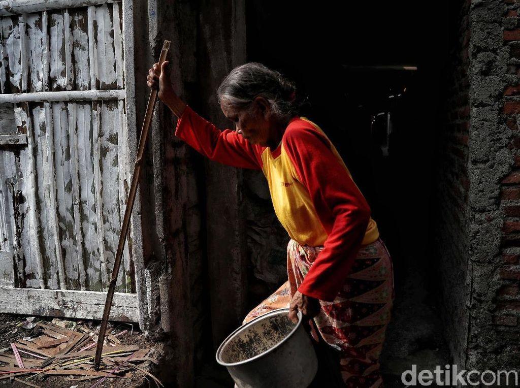 Jokowi Bidik Tingkat Kemiskinan RI Maksimal 9% di 2020