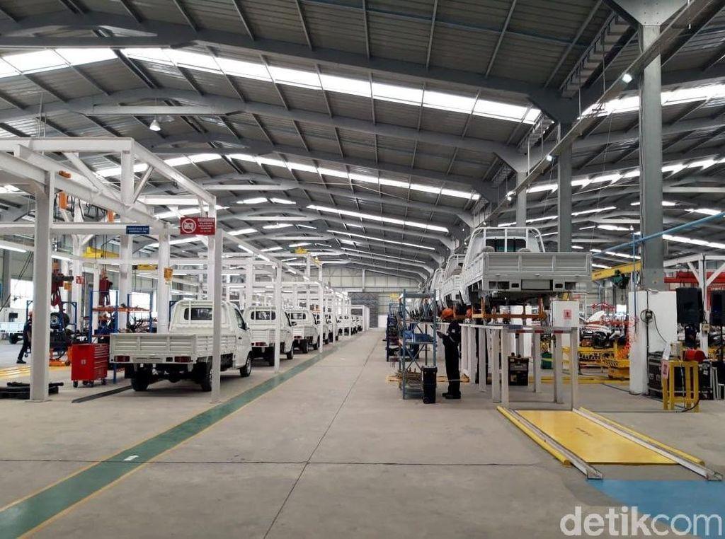 Bappenas Perkirakan Daya Beli Sektor Manufaktur Anjlok Rp 40 T