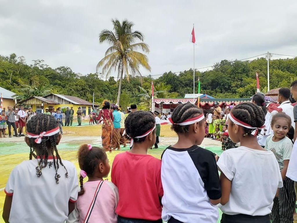 Belum Banyak yang Tahu, Ini Simbol Toleransi & Perdamaian di Papua