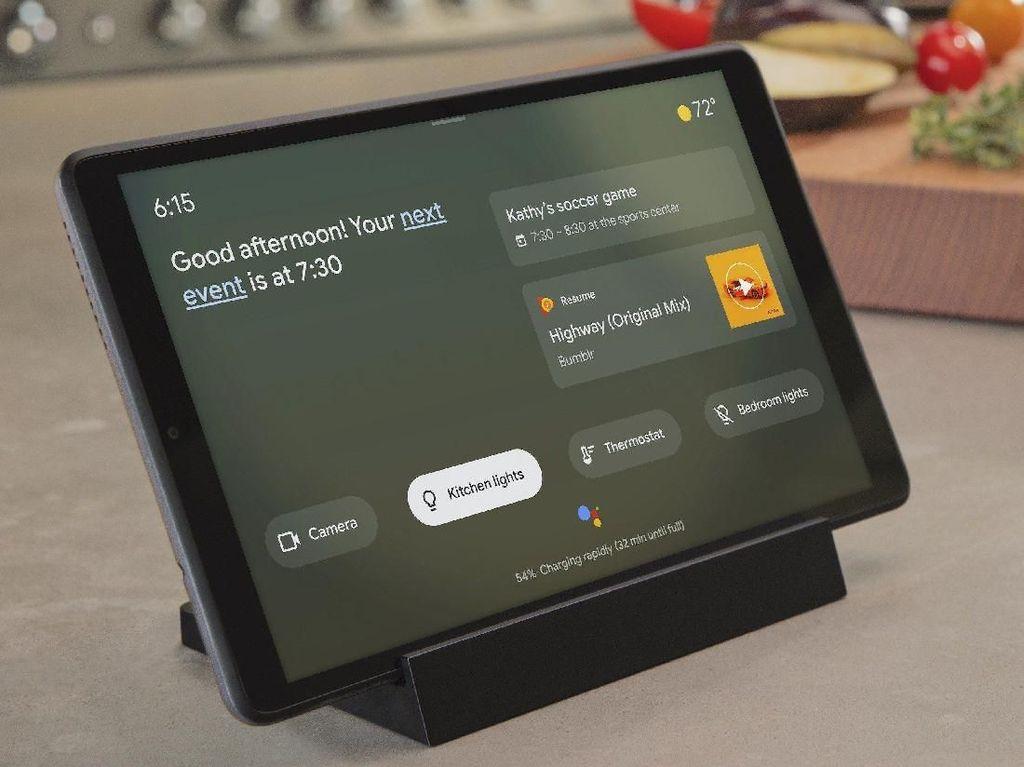 Google Assistant Bisa Sulap Perangkat Android Jadi Layar Pintar