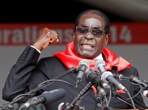 Mugabe Meninggal Dunia, Presiden Zimbabwe: Dia Ikon Pembebasan Afrika