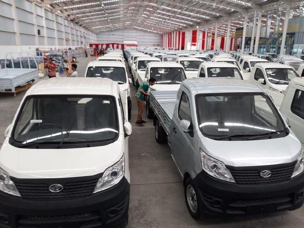 Baru Juga Meluncur, Esemka Dituding Jiplak Mobil China dan Eropa