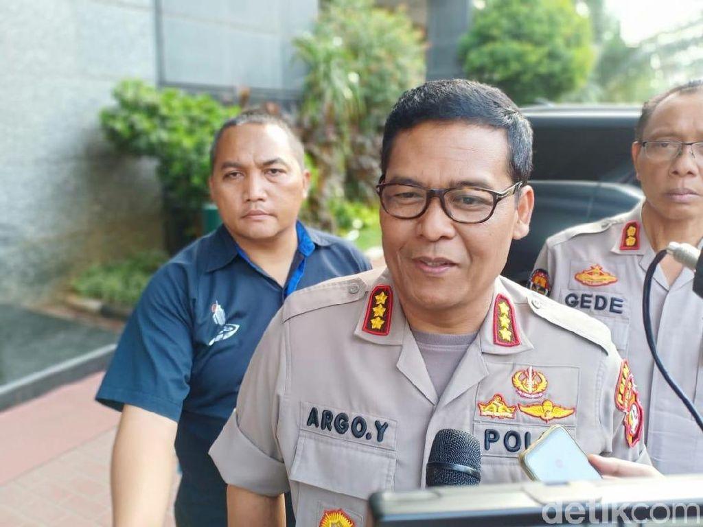 Polisi Tunggu Kehadiran Ketum FPI untuk Diperiksa soal Makar Sore Ini