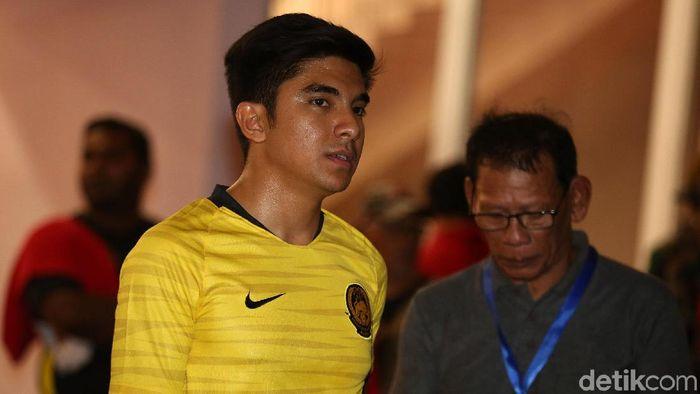 Menpora Malaysia Syed Saddiq. (Foto: Agung Pambudhy/detikSport)