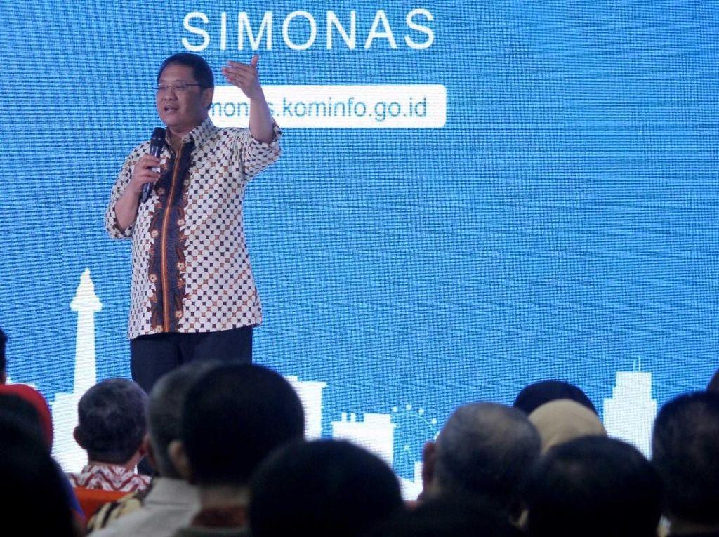 Kominfo Kenalkan Simonas Platform Pencari Kerja