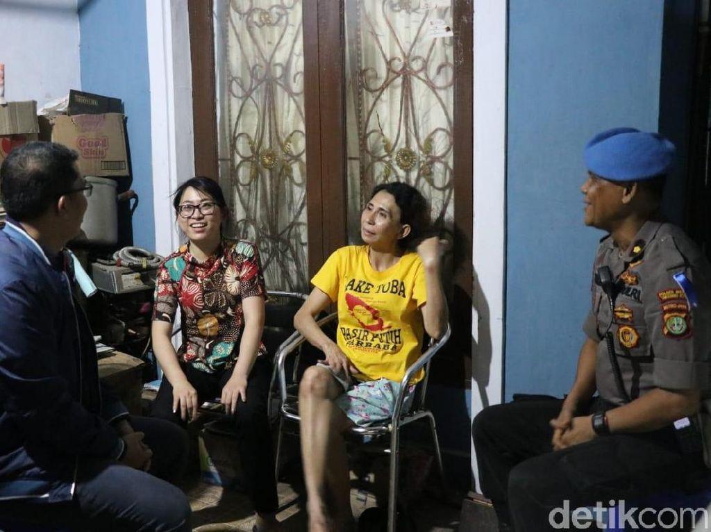 Todong Tetangga dengan Senpi, Brigadir A Ditahan Polisi