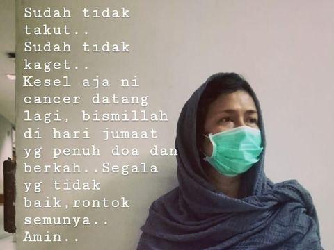 Instagram Story Mayk Wongkar