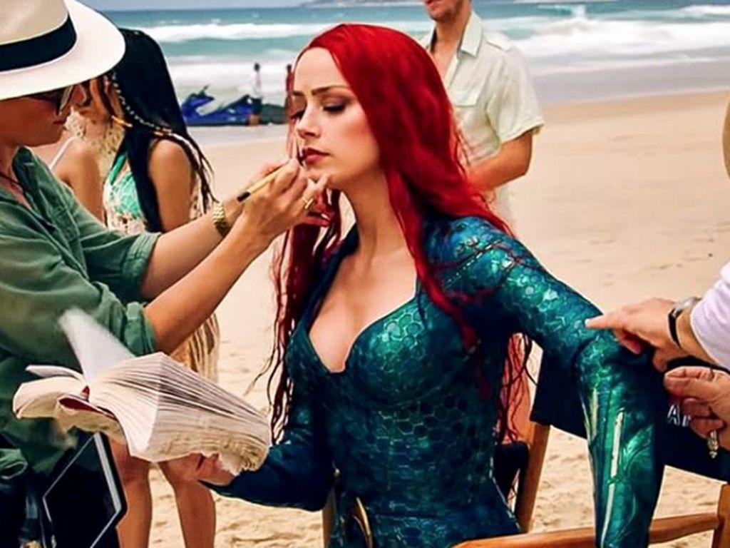 Kemungkinan untuk Mengganti Amber Heard di Aquaman 2