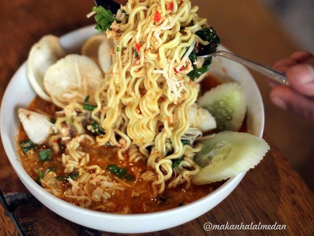 Pedes Gledek, Ini 5 Warung Makan dengan Menu Pedas di Medan