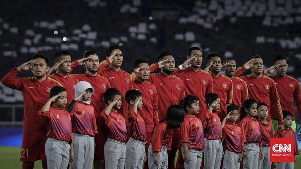 Uni Emirat Arab Tak Anggap Timnas Indonesia Lemah