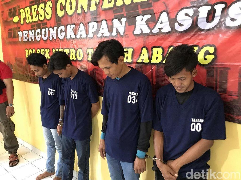 Pemalak Viral di Tanah Abang Incar Pedagang dari Luar Jakarta