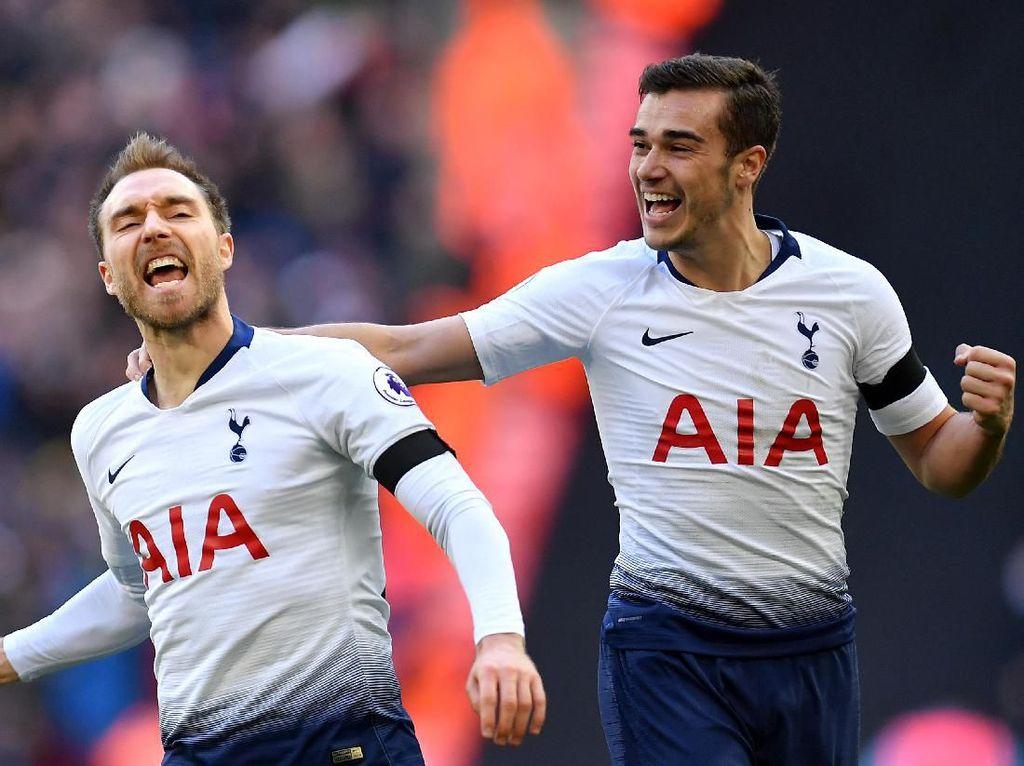Tottenham Lega Eriksen Tak ke Mana-Mana