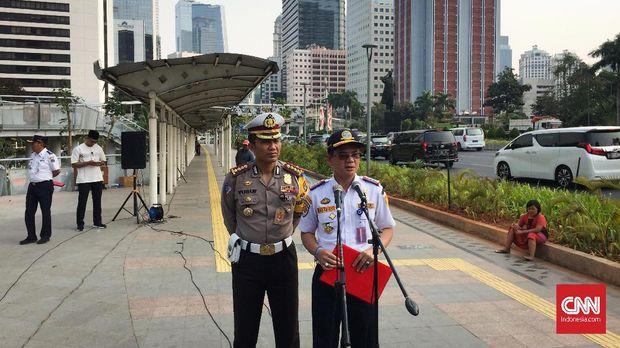 Kepala Dinas Perhubungan DKI Jakarta Syafrin Liputo.