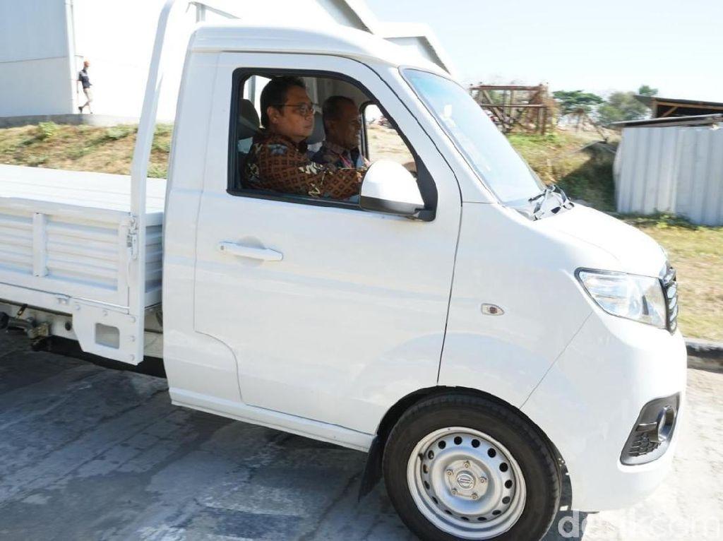 Mobil Esemka Dituding Jiplak China, Menperin: Itu Biasa