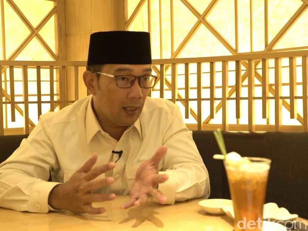 Soal Provinsi Bogor Raya, Ridwan Kamil Lebih Perjuangkan Pemekaran Tingkat II