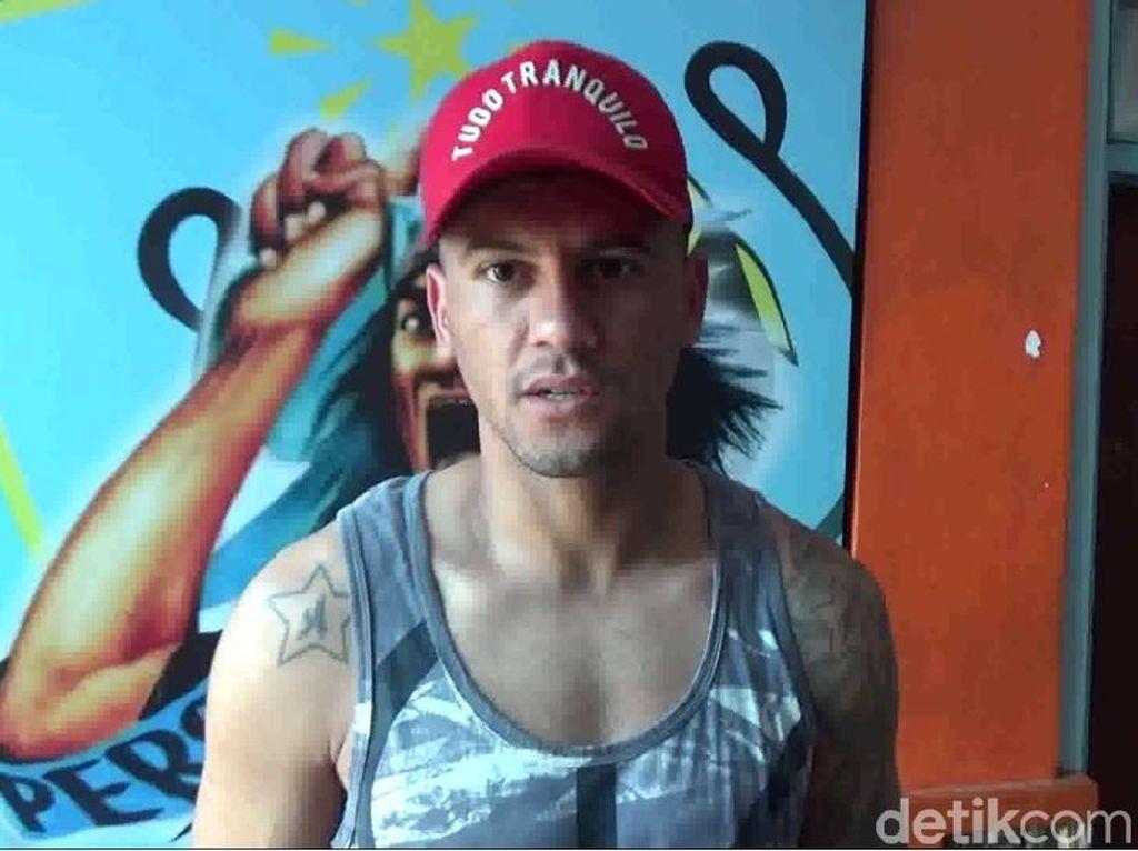 Alex Goncalves, Top Skorer Liga 1 Penyuka Makanan Indonesia