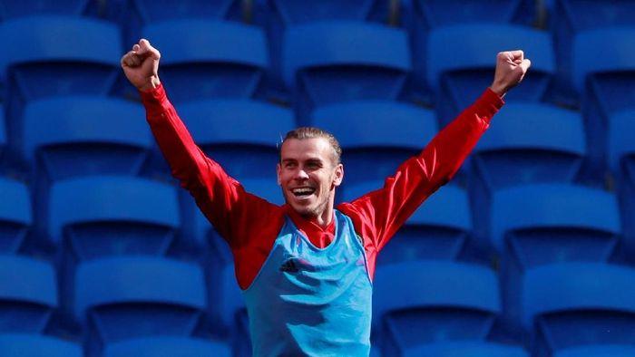 Gareth Bale janji bebas cedera dan tampil maksimal di Real Madrid musim ini (Andrew Couldridge/Reuters)
