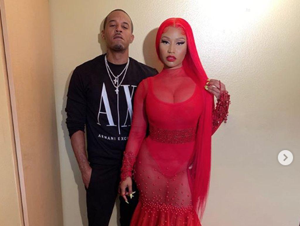Kejam! Suami Nicki Minaj Ternyata Pernah Membunuh dan Memperkosa