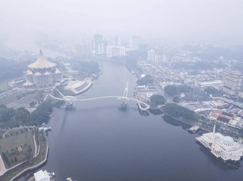 Malaysia Akan Kirim Nota Diplomatik ke Indonesia Terkait Kabut Asap