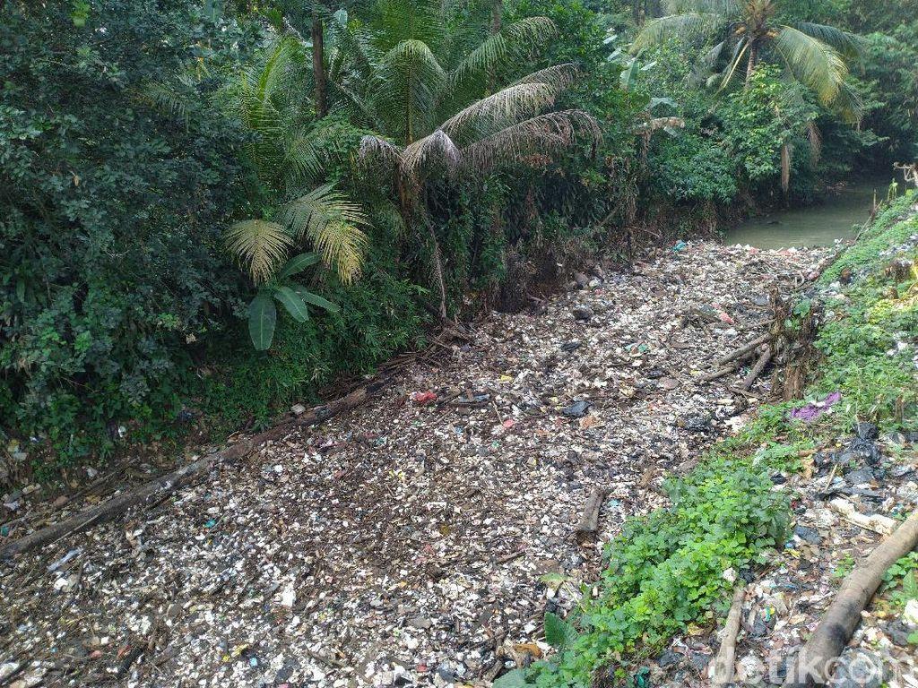 Bupati Bogor Surati Anies Minta Bantu Bersihkan Sampah di Kalibaru