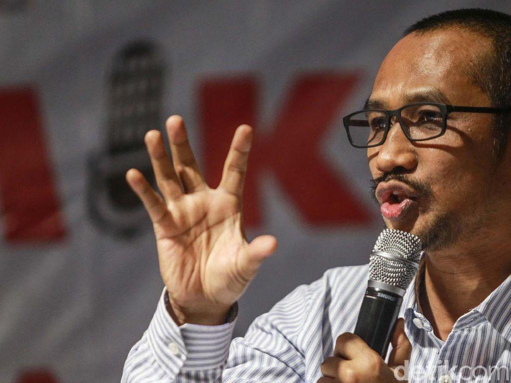 Abraham Samad Duga RUU KPK Diusulkan Saat Pimpinan KPK Dijabat Plt