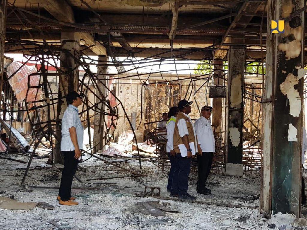 Dimulai! Pemulihan Jayapura Usai Demo Rusuh Akhir Agustus