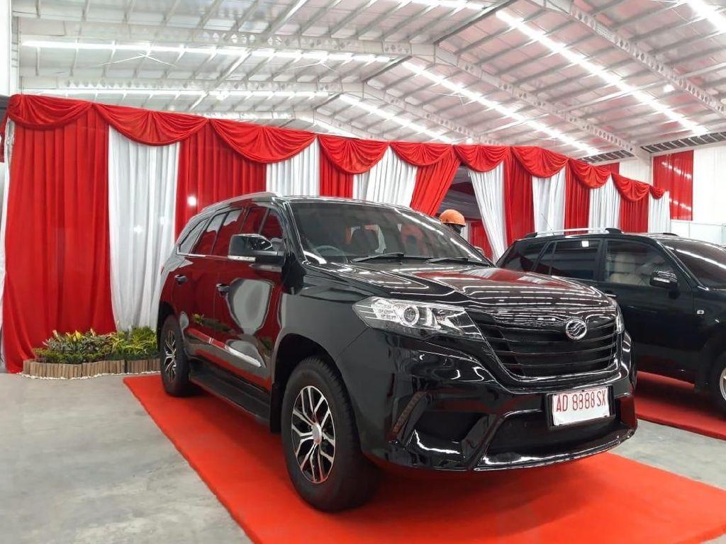 SUV Esemka Sudah Terdaftar, Lebih Murah dari Mobil Jepang?