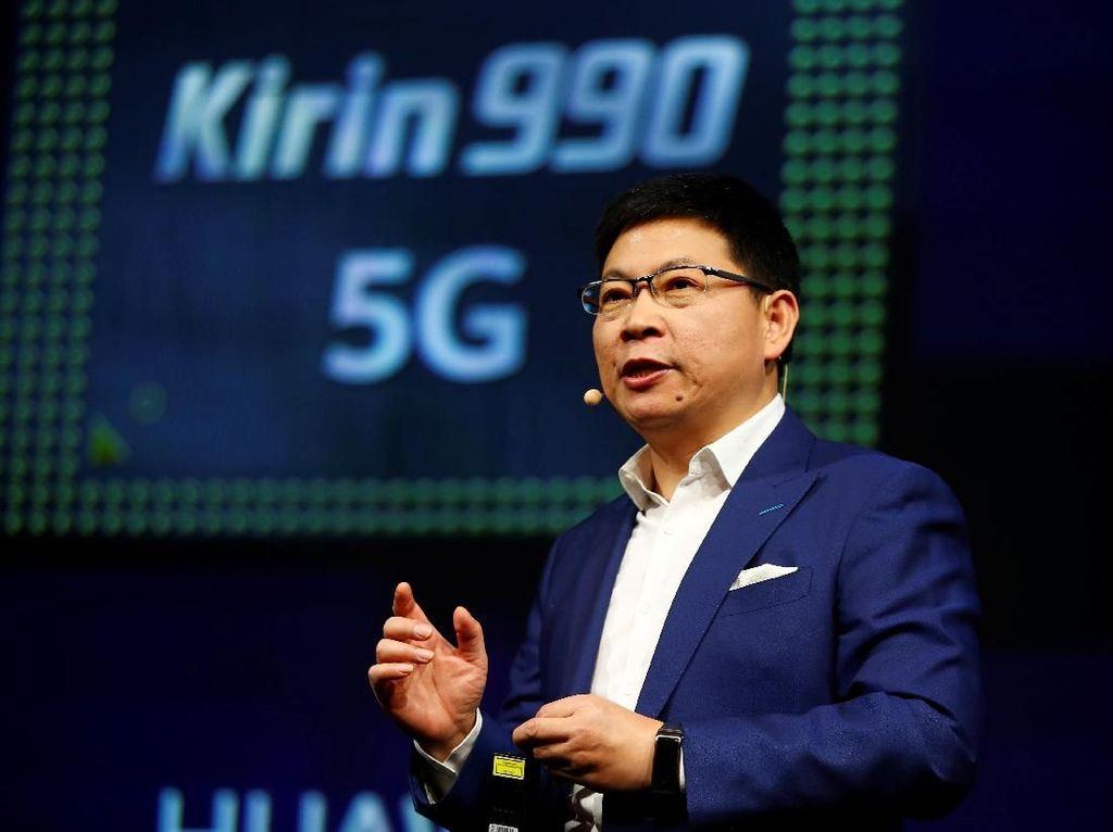 Kirin 990 5G Diumumkan, Janjikan Kecepatan Download 3,3 Gbps