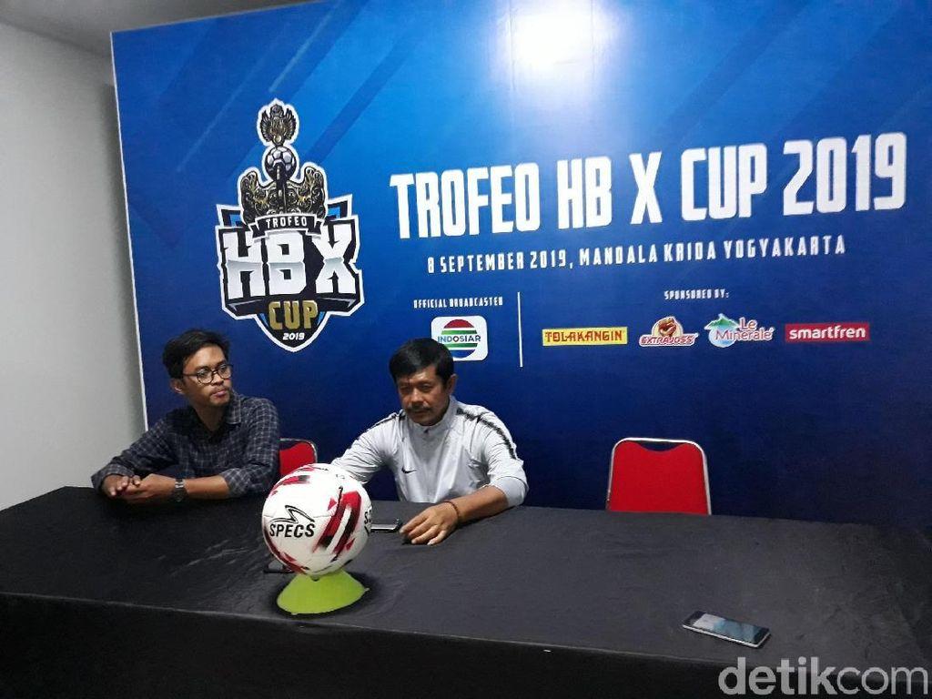 Indra Sjafri Cek Langsung Kualitas Pemain Timnas U-23 di Trofeo HB X