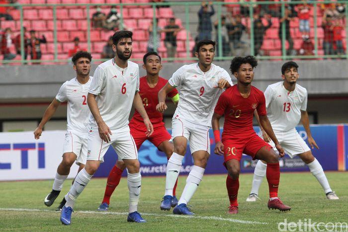 Indonesia vs Iran berlangsung di Stadion Patriot Candrabhaga, Sabtu (7/9/2019) sore WIB.