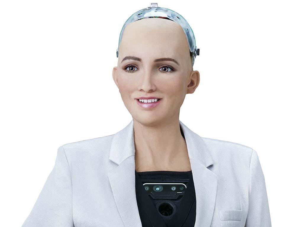 Ini Lho Sophia, Robot yang Akan Hadir di CSIS Global Dialogue