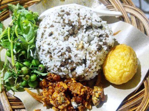 Icip Resep Sangu Tutuk Oncom, Kuliner Khas Sunda yang Raos Pisan
