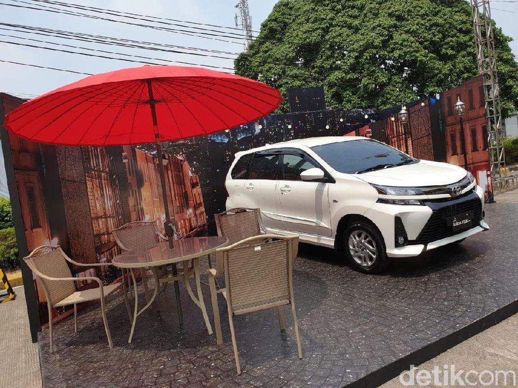 Avanza di Puncak, Ini Daftar 20 Mobil Terlaris se-Indonesia