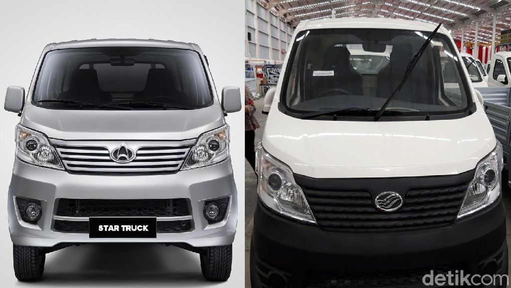Di China Ada Mobil Mirip Esemka Bima, Namanya Changan Star