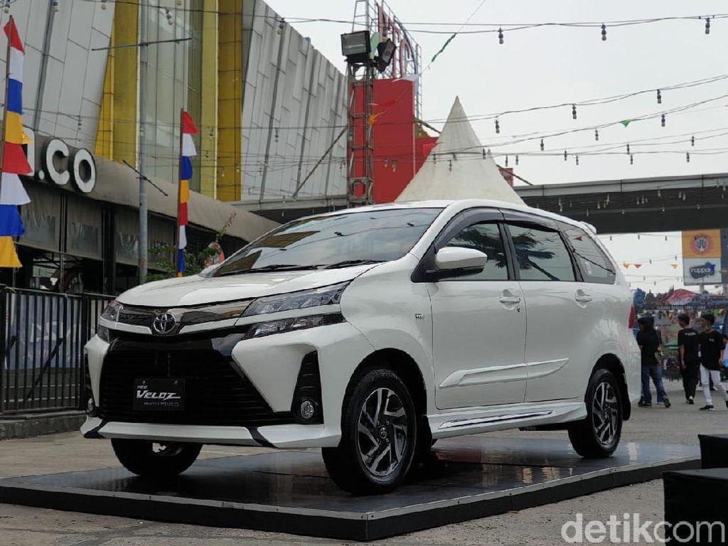 Avanza dan Rush Jadi Andalan Toyota di Sumsel