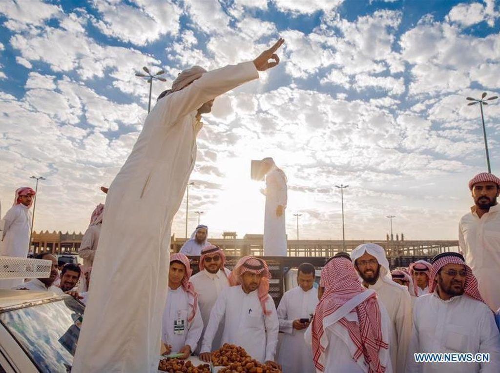 Minyak Tak Lagi Jadi Andalan, Kerajaan Arab Bisa Apa?
