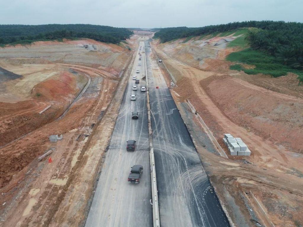Tol Pertama Riau Dikebut Kelar Akhir 2019, Ini Penampakannya