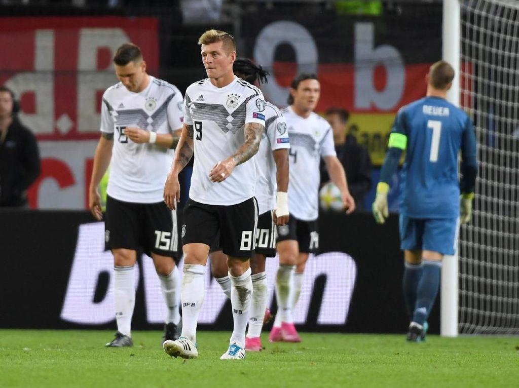 Jerman Kolaps di Babak Kedua, Loew Kecewa Berat