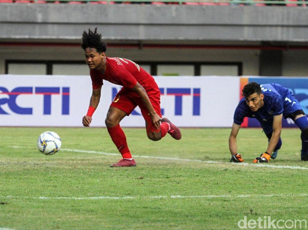 Susunan Pemain Timnas U-19 Vs Timor Leste
