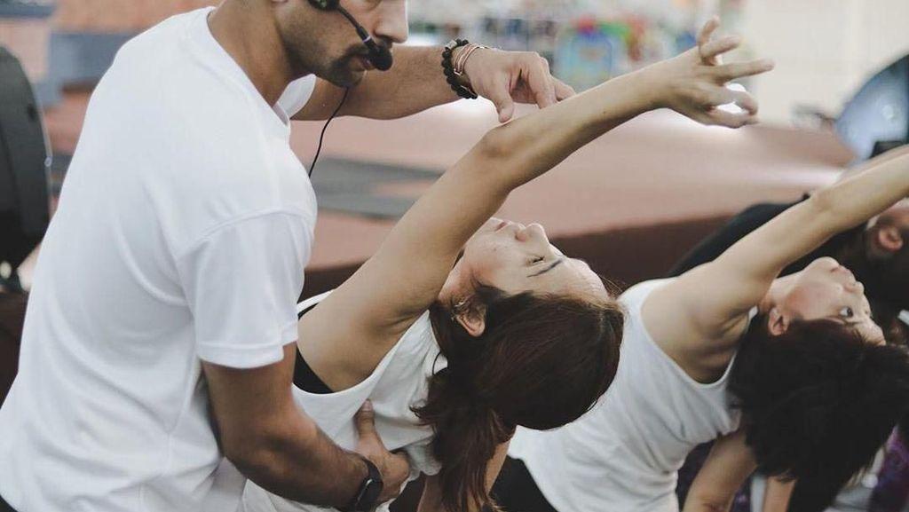 Gaya Hidup Sehat dan Modern di Star Yoga