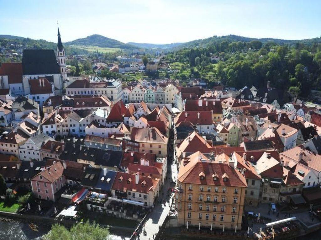 Negeri Dongeng dari Republik Ceko
