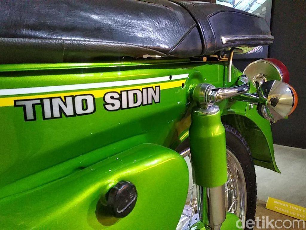 Motor Antik Pak Tino Sidin Dilelang, Kenapa?