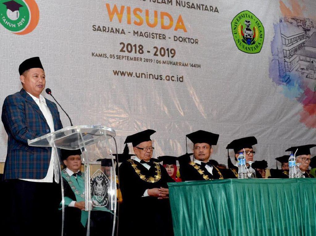 Ke Mahasiswa, Wagub Jabar: Manfaatkan Ilmu untuk Bentengi Negara