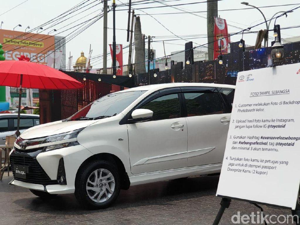 Selisih Harga Mobil di Palembang dan Jakarta Capai Belasan Juta
